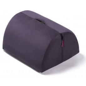 Фиолетовая секс-подушка с отверстием для игрушек Liberator BonBon Toy Mount